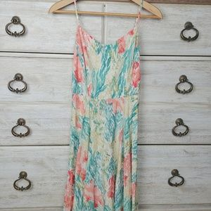 Old Navy floral summer dress